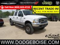 We're excited to offer this capable 2004 Ford Super