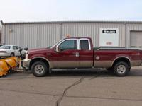 LOADED WITH VALUE! This Super Duty F-250 comes equipped