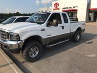 Looking for a clean, well-cared for 2004 Ford Super
