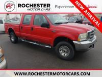 Recent Arrival! F-250SD Red Clearcoat Clean CARFAX.