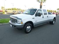 2004 F350 Lariat Dually-4x4-128k miles- New Goodyear