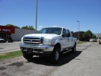 BEAUTIFUL DIESEL TRUCK! 4 DOOR, LEATHER INTERIOR, TOW