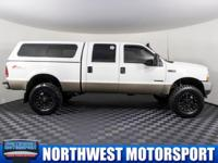 Clean Carfax 4x4 Lifted Diesel Budget Truck!  Options: