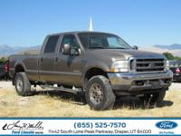 Check out this reliable 2004 Ford Super Duty F-350 SRW