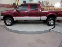 2004 Ford F-350SD Power Stroke 6.0L V8 DI 32V OHV