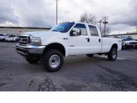 Options:  2004 Ford F-350 Super Duty Lariat|4Dr Crew