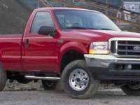 F-350 Super Duty XL  Options:  Four Wheel Drive| Tow