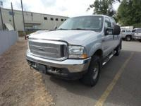 Options:  2004 Ford Super Duty F-350 Srw 4Wd|Silver/|V8
