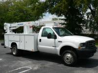 FOR SALE IS A WELL MAINTAINED: 2004 FORD F-550 SUPER