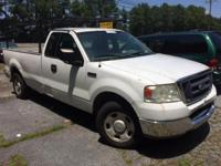 2004 FORD F150 PICK-UP ASKING $4300 OR BEST OFFER