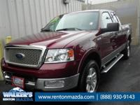 Outside Color: Maroon. Engine: 5.4 L V8. Transmission: