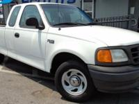 Options Included: N/AGREAT 1-OWNER 2004 F-150 XL, NO