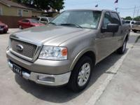 Options Included: ABS Brakes, Adjustable Foot Pedals,