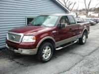 A REAL SHARP LOADED WITH FEATURES F-150 SUPER CLEAN