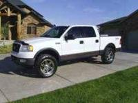 2004 Ford F-150 Super cab in excellent condition! FX4