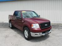 Options Included: N/AF-150 XLT SuperCrew, 4D Crew Cab,