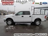 Options Included: N/AThis 2004 Ford F-150 XLT Super