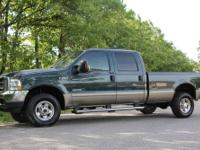 2004 Ford F250, 4x4, Lariat, automatic transmission,