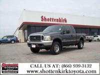Options Included: AM/FM Radio, ABS Brakes, Driver &
