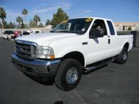 Options Included: 4x4 XLT, 5.4 V8, Bed Liner, Alloys,