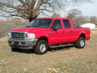 Options Included: N/A!!!POWERSTROKE DIESEL!!! THIS