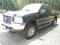 Nice Ford F250! Comes with a tow package and power