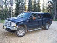2004 Ford F250 SuperDuty 4X4, 5.4 V8, Tow Package with