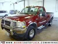 Options Included: N/AThis 2004 F250 Super Duty XLT is