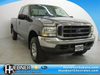 Options Included: N/AThis 2004 Ford F-250 has just