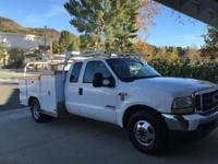 2004 Ford F350. 2004 Ford F350 Contractor Service Truck