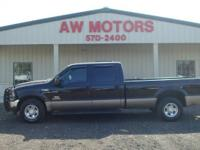Options Included: Crew Cab, Alloy Wheels, Bedliner, Bug
