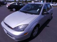 2004 Ford Focus ZTS, 4 door sedan with only 52k miles!