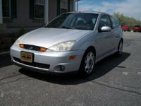Options Included: N/AThe Ford Focus SVT is one of the