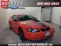 Wow! Check out this Gorgeous Mach 1 Mustang! It is in
