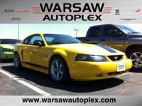 2004 Ford Mustang 2dr Car Premium Mach 1 Our Location