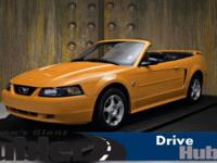 Options Included: N/AThis 2004 Ford Mustang is offered