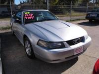2004 FORD Mustang CONVERTIBLE Deluxe Our Location is: