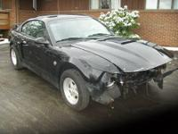 Year: 2004 . Make: Ford . Model: Mustang . Bodystyle: