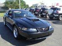 JUST TRADED IN! This 2004 Ford Mustang is currently