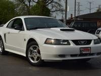 New Price! CARFAX One-Owner. Clean CARFAX. Oxford White