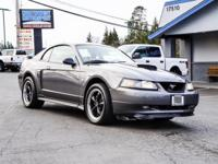 Clean Carfax RWD Coupe with Manual Transmission!