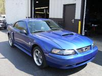 Options Included: N/A*2004 FORD MUSTANG GT COUPE...VERY