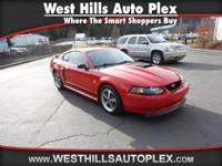 MUSTANG MACH 1 2D COUPE  Options:  Abs Brakes