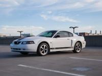 I am selling my 40th Anniversary Oxford White Mach 1