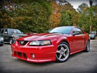 Hold on to your straw hats; Mustang fans. This Roush