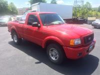 Exterior Color: red, Body: Regular Cab Pickup, Engine:
