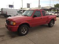 We are excited to offer this 2004 Ford Ranger. You can