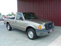 Options Included: N/A2004 RANGER REG CAB LONG BED XL,