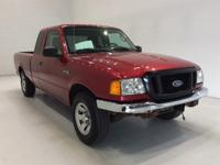 Options:  2004 Ford Ranger Xlt|*Very Clean! - Supercab