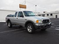 Options:  2004 Ford Ranger Xlt|4Dr Supercab Xlt 4Wd